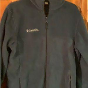 Columbia Fleece men's jacket M full zipper